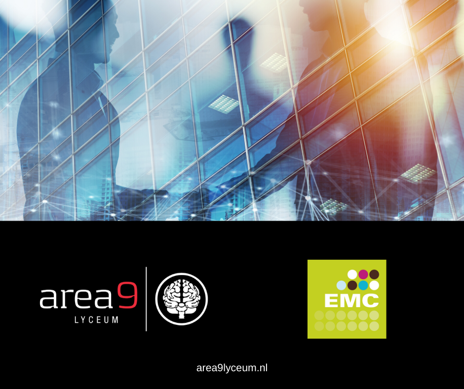 Area9 Lyceum and EMC Performance Sign Partnership Agreement inthe Netherlands for Area9 Rhapsode™