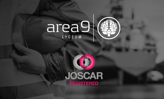 Area9 Lyceum Granted JOSCAR Registration: Accreditation Streamlines Doing Business in Aerospace, Defense and Security