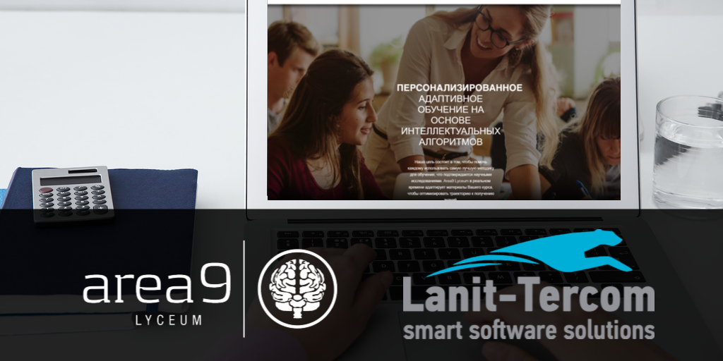 Area9 Lyceum and Lanit-Tercom Sign Partnership Agreement in Russia for Area9 Rhapsode™ Adaptive Learning Platform