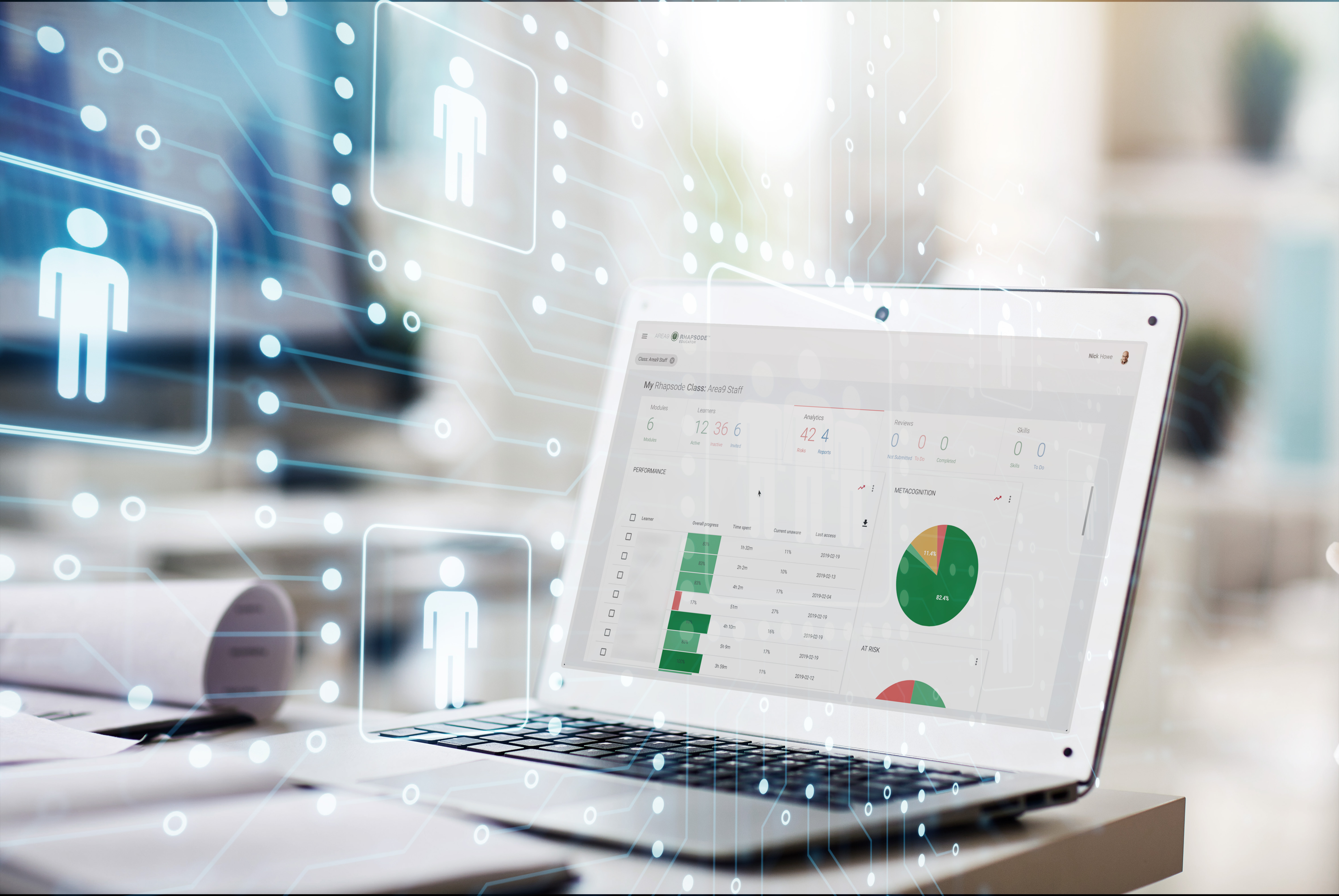 Better L&D Data and Analytics: Adaptive Learning Platforms Hold the Key