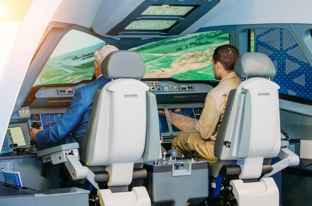 Simulators and Adaptive Learning: A Blended Solution for Aviation and High-Stakes Training